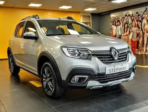 Renault Sandero Stepway 1.6 16v Zen 0 Km Tasa 0% (fp)
