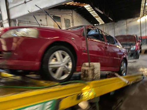 Chevrolet Astra Gsi 2.4 16v. 5p Chocado Techo Funcionando