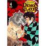 Livro Demon Slayer: Kimetsu No Yaiba 4