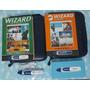 Livros Inglês Wizard W4 E W6 Caneta Wizpen (em Branco)