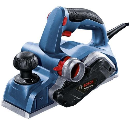 Plaina Elétrica Profissional Bosch 700w Gho 700 16.500 Rpm