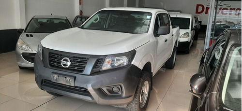 Nissan Frontier Np 300 Dc 2018 U$s 17900 Dta Iva Permutas