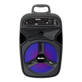 Parlante Portatil Bluetooth Jazz 80w Tws Radio Fm Musica Sd