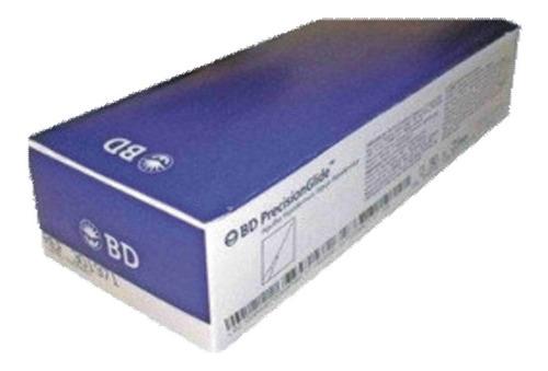 Agujas 30 G X 1/2  Marca Bd Caja X 100 Unidades