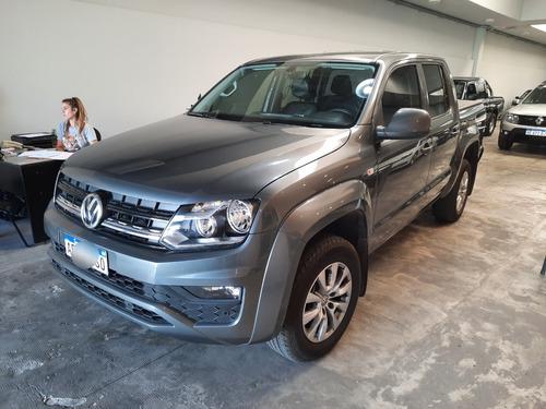 Volkswagen Amarok 2.0tdi Confortline A/t 2020 Km4400.-