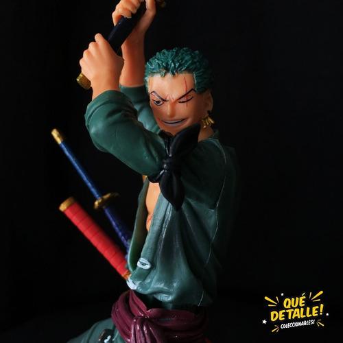 Zoro One Piece Figura Coleccionable
