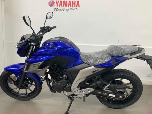 Yamaha Fazer 250 Abs Azul 2021
