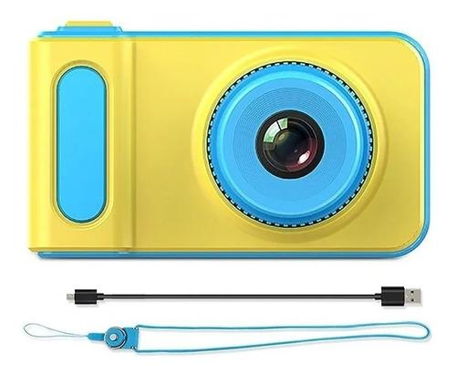 Maquina Fotográfica Infantil Digital (tira Foto De Verdade)