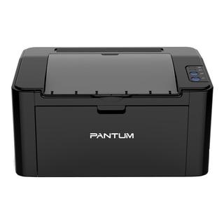 Impresora Pantum P2500W con wifi 220V - 240V negra