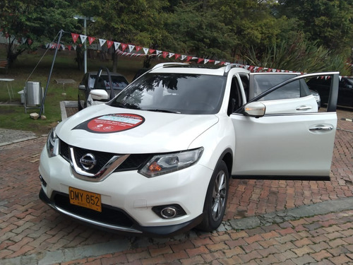 Nissan X-trail T32 Exclusive Tp 2500 6ab Abs Ct Tc2017