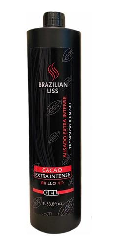 Brushing Progresivo En Gel 4d Brazilian Liss Original !!