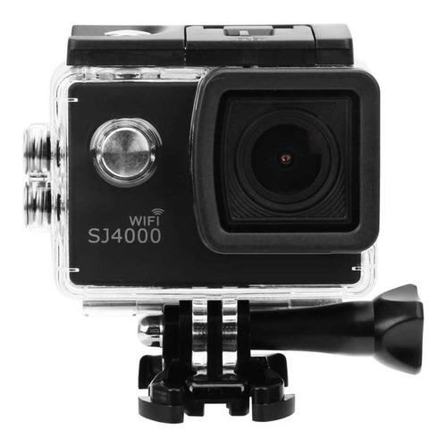 Camera Esportiva - Sjcam Sj4000 Wifi - 12 Mp - Original