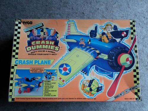 Crash Dummies--crash Plane
