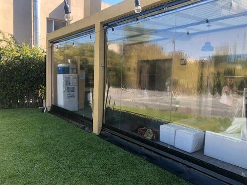 Cerramientos De Lona Cristal Trasparente De 650 Micrones