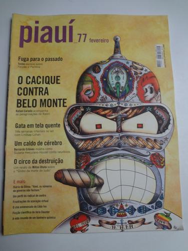 Revista Piaui N° 77 Original