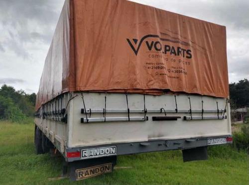 Graneleiro Porta Container 12 Pinos Com Pneus