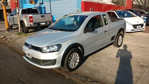 Volkswagen Saveiro 1.6 Cabina Y Media 2015 Di Buono
