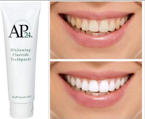 Tratamiento Blanqueador Dental Ap24 X 3