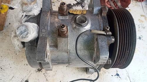 Compresor 507 Sanden Aire De Carro !!!economico!!!