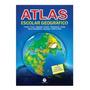 Atlas Escolar Atlas Geografico Livro Mapas Mapa Mundi