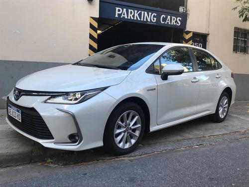 Toyota Corolla Hv 2021 Xei 2021 Hibrido Okm Pat