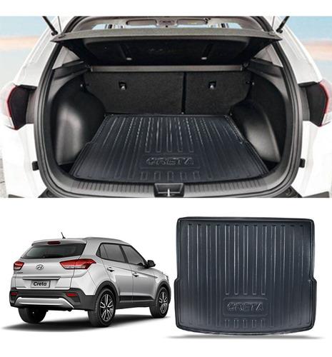 Tapete Bandeja Borda 25 Mm Porta Malas Hyundai Creta 2017 2018 2019 2020