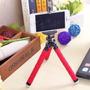 Tripé Celular Portátil Mini Suporte Flexível Apoio P Celular