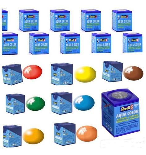 Tinta Revell  Aqua Color Todas As Cores 18ml