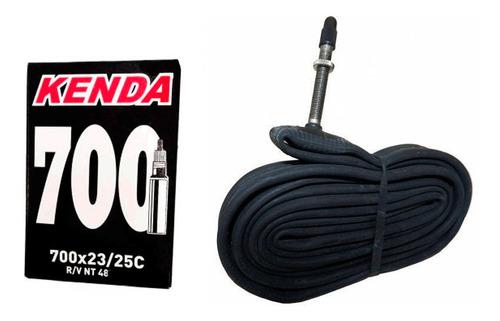 Câmara Ar Bicicleta 700 Kenda Válvula Presta 48mm Speed Pro