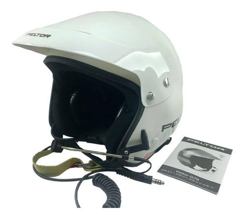 Par De Capacetes Peltor G78 Rali Headset Embutido Novo Nfe #