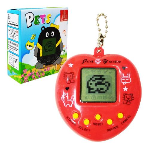 Bichinho Virtual Tamagochi 168 Animais Brinquedo Retro Bicho