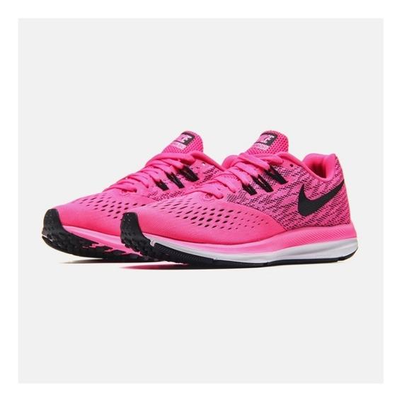Zapatillas Nike Zoom Winflo 4 Mujer