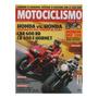 Motociclismo N°93 Honda Cbr 600 Rr Cb 600f Hornet Kasinski