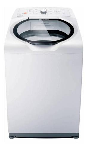 Máquina De Lavar Automática Brastemp Bwh15a  Branca 15kg 127