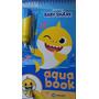 Livro Para Colorir Com Água / Aqua Book Baby Shark