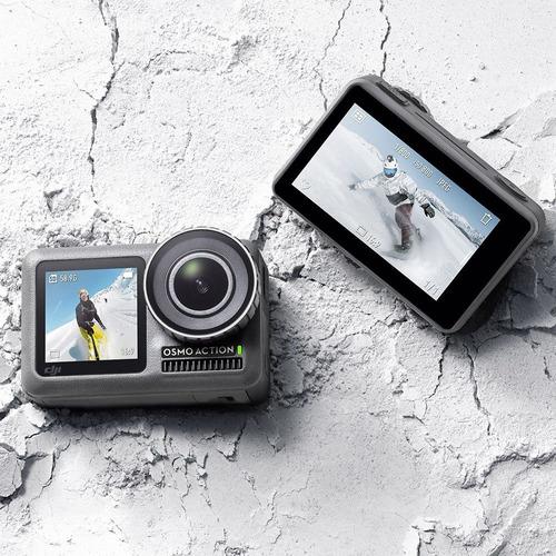 Câmera Dji Osmo Action 4k Anatel Estabilização C Nota Fiscal
