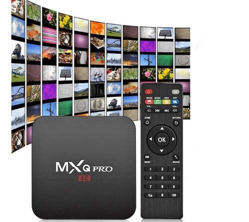 Caixa De Tv Transforma Tv Em Smart- Netflix Youtube