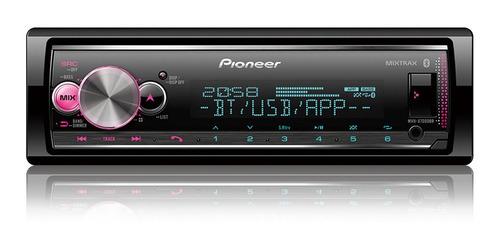 Media Receiver Pioneer Mvh-x7000br Bluetooth Mixtrax Karaoke