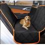 Capa Protetora Impermeável Banco Carro Pet Cão Gato Animais