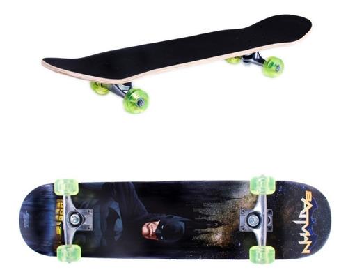 Skate Para Iniciante Criança Dc Liga Da Justiça Estampas