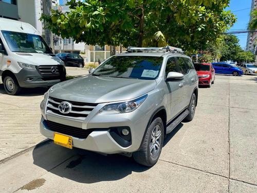 Toyota Fortuner 2018 2.7l