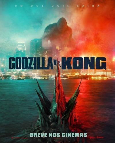 Goodzilla Vs Kong (filme Digital) Legendado