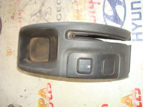 Acabamento Do Canote  Alavanca  Freio De Mão Peugeot 206 Sw Original