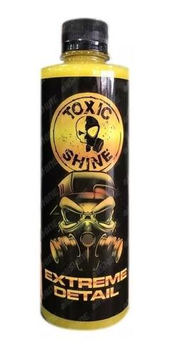 Toxic Shine Extreme Detail 2019 - Quick Detailer Cera Rapida