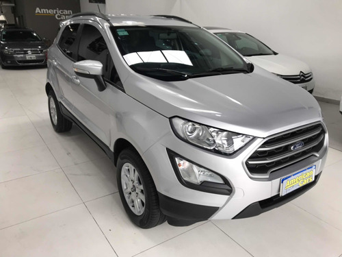 Ford Ecosport 1.5 Se 123cv 4x2 Manual 2019