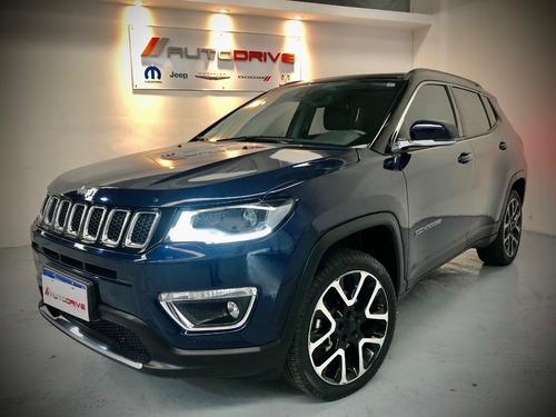 Jeep Compass Limited Plus 2019 Autodrive