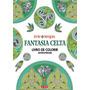 Fantasia Celta Livro De Colorir Antiestresse