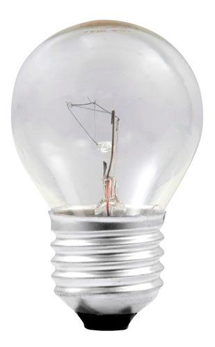 Lampada Fogao Lustre Forno Geladeira E27 40w 127v Especial * Original