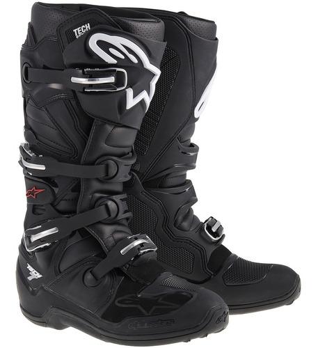 Bota Alpinestars Tech 7 Motocross Enduro Trilha Várias Cores