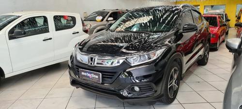 Honda Hr-v Ex 1.8 Flex Aut. 2020 Preta Completa